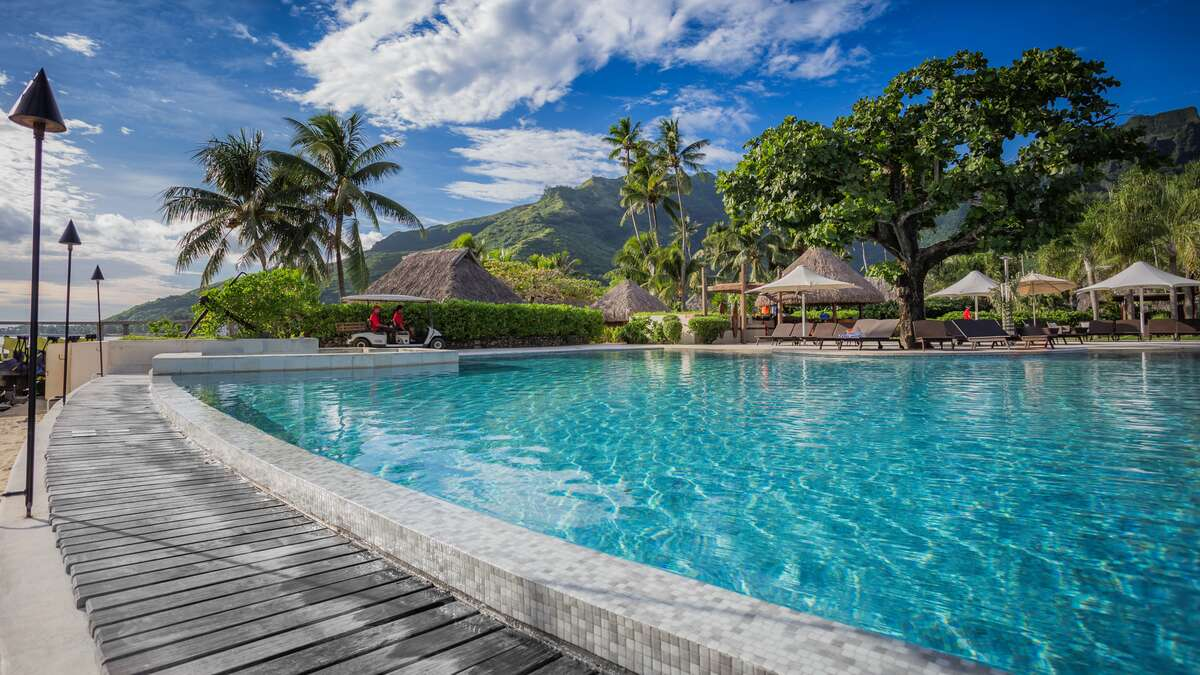 Hotel Moorea Pearl Resort & Spa.