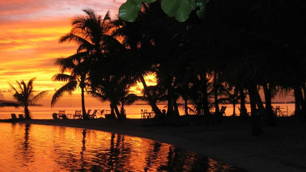 Vahine Island – Private Island Resort